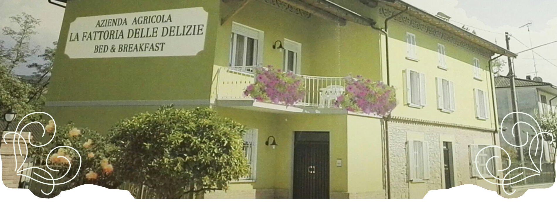 B&B La Fattoria - Bed and breakfast in Oltrepò Pavese