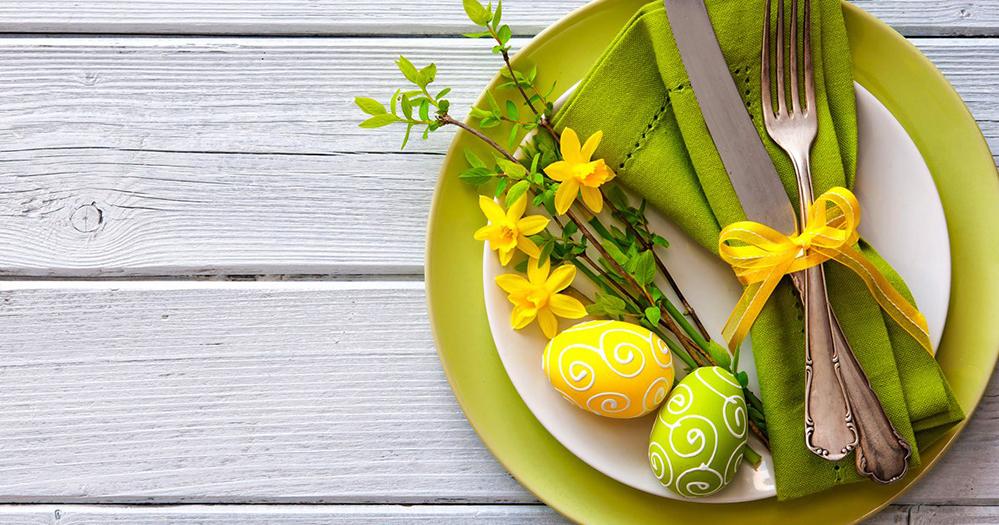 Menu di Pasqua e Pasquetta